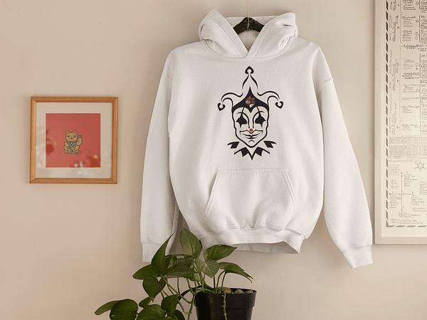 Joker logo sweatshirt UnderPoker