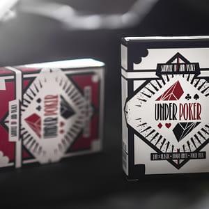 Комплект карти за игра, 2 тестета, 100% Plastic